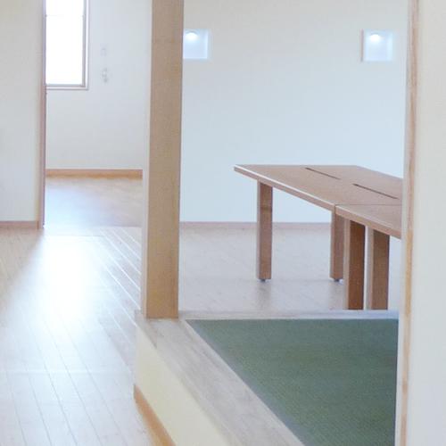 寄宿舎(認知症対応型共同生活介護施設)室内写真